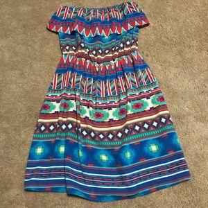 New Strapless Dress size Medium